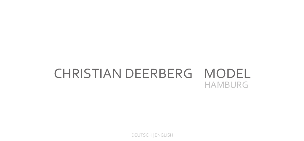Christian Deerberg - Model | Hamburg